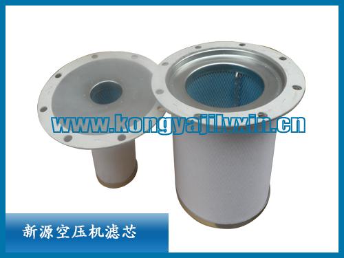 <b>250034-124寿力螺杆机用油气分离滤芯</b>